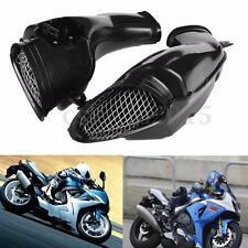 1 Pair Motorcycle Ram Air Intake Tube Duct For SUZUKI GSXR 600/750/1000 00-03 k1