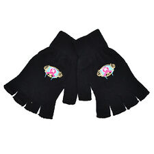 One Piece Anime Chopper Black Cotton Gloves