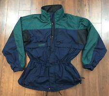 COLUMBIA Green Blue Gizzmo Ski Men's Parka Jacket SIZE L