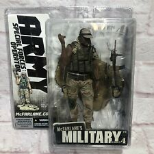 McFarlane's Military Special Forces: Operator: Series 4 figure New in Package