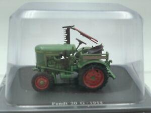 Rare Diecast Model Tractor, Fendt 20 G, 1954, 1:64, Collectors Item