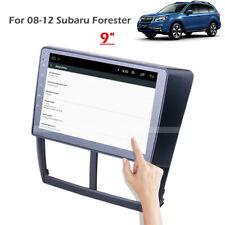 "Car Radio GPS Navi for Subaru Forester 2008-2012 Multimedia Player Auto 9"" MP5"