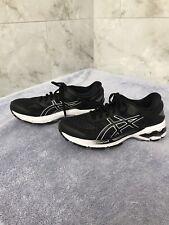ASICS Womens Gel-Kayano 26 Black/White Running Shoes Size 8 (1308607)