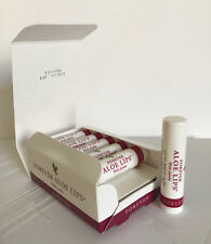 12 Forever Living Aloe Lips with Jojoba & Beeswax, smooth, gluten-free,exp.2021