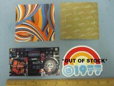 BURTON snowboard vintage 2006 3 sticker set New Old Stock Mint Condition