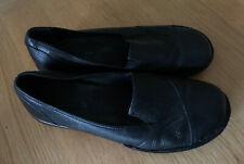 clarks womens black shoes size 7