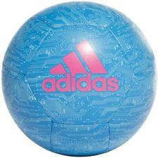 adidas Capitano Soccer Ball Bright/Blue Reflective by adidas Size 5