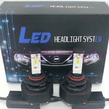 9006 6000K 2017 480W 48000LM CREE LED Headlight Kit Low Beam Bulbs High Power