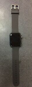 Apple Watch Series 3 42mm 8GB Space Gray Wi-Fi A1859(54943)