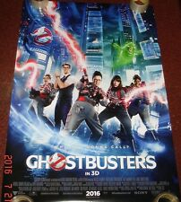 GHOSTBUSTERS (2016) 27 X 40 DS POSTER DOUBLE SIDED