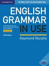 More details for english grammar in use book with answers: a self-study reference and practice