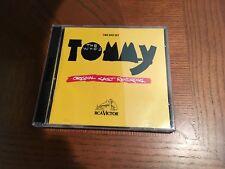 The Who's Tommy [Original Cast Recording] (CD, Jul-1993, 2 Disc Set)