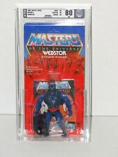 MOTU WEBSTOR AFA 80NM VINTAGE HE-MAN MASTERS OF THE UNIVERSE MOC MISB MATTEL