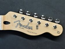 2015 Fender Deluxe Nashville Tele MAPLE NECK & Vintage Tuners Telecaster Guitar