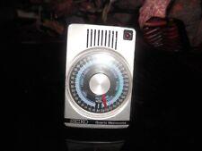 Vintage Seiko Quartz Metronome Sqm-357Pre-Owned *Requires one 9 volt Battery