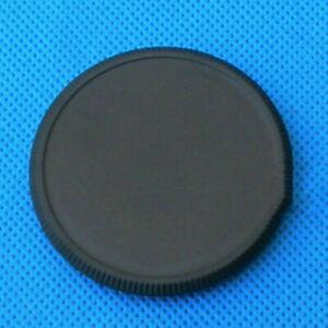 Rear Lens Body Cap Cover For M42 42mm Screw Mount Lens Black T1Y5 Camera W5X3