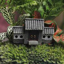 Craft Decoration Miniature Chinese House Fairy Gnome Terrarium Party Garden Gift