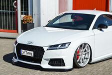 Spoilerschwert Frontspoiler Phase2 aus ABS für Audi TT TTS 8S S-Line mit ABE