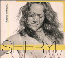SHERYL CROW - MY FAVORITE MISTAKE - CD PROMO Digipack