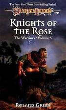 Knights of the Rose ~ Roland J. Green ~ DragonLance Warriors ~ PB ~ Very Good