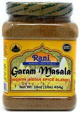 Rani Garam Masala Indian 11 Spice Blend 1lb (16oz) 454g ~ Salt Free