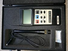 HIGH PRECISION CALIBRATABLE DIGITAL MOISTURE METER  RS-Components