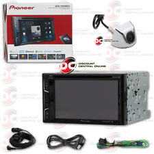 PIONEER AVH-1500NEX 2DIN 6.2 DVD BLUETOOTH STEREO CHROME KEYHOLE BACKUP CAMERA
