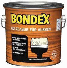 Bondex Holzlasur für Au�Ÿen - 2,5 l, mahagoni