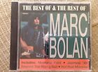 Best of/Rest of Marc Bolan : Marc Bolan - CD