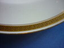 Coalport grec clé rim soup bowl profonde plaque plusieurs disponible