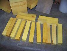 Osage Orange Pen Turning Blanks Hedge Bodark lumber Boards  call craft