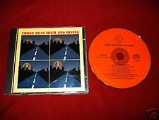 Three Beat High And Rising - Rare IMPORT 1993 CD Techno