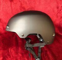 """Giro Quarter Helmet Adult Matte Black Large 23.25-24.75""""/59-63cm"""