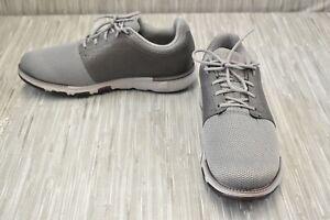 Skechers Go Golf Elite V 3 Approach 54522 Golf Shoes, Men's Size 8, Gray
