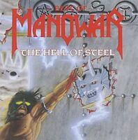Manowar Hell of steel-The best of (14 tracks, 1987-92/94) [CD]