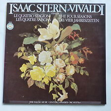 ISAAC STERN Vivaldi Four seasons Jerusalem music center  76795