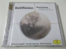 37560 - BEETHOVEN KLAVIERTRIOS (KEMPFF SZERYNG FOURNIER) - DGG CD ALBUM - NEU!