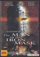The Man In The Iron Mask (DVD, 2004)
