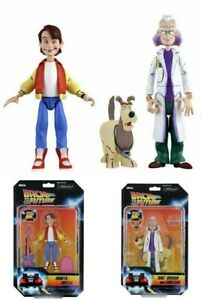 -=] NECA-Back to the Future: Toony Classics A.Figure set di 2 Marty & Doc [=-