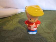Fisher Price Little People Musical Preschool Eddie Boy Star Figure Part Toy