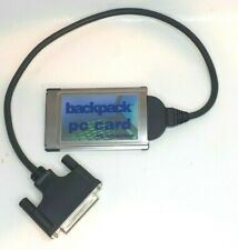MicroSolutions Backpack Pc Card 836 Pcmcia Parallel