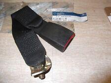 Mercedes W124 E CLASS W126 SE,SEL Saloon Safety Seat Belt Fastener Latch Lock