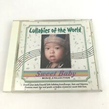 CD Lullabies of the World Brahm's Lullaby O Danny Boy 1999 Instrumental Tested