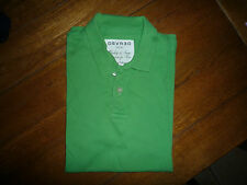 polo vert homme marque DEVRED taille L ou 42 neuf manches courtes