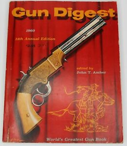 1960 Gun Digest 14th Annual Edition Catalog