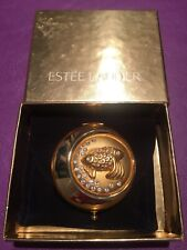 Vintage rare ESTÉE LAUDER PISCES COMPACT LUCIDITY TRANSPARENT 06 Collectable new