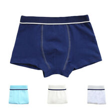 1pc Boy Underwear Kids Solid Boxer Briefs Comfortable Child Shorts Panties Hot