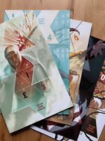 Image Comics Die lot 3 4 6 7 8 all 1st print Gillen Hans VF/NM