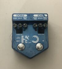 Visual Sound H2O V2 Chorus & Echo guitar effects Pedal