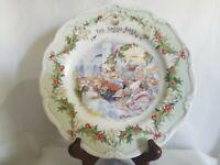 "Vintage Royal Doulton Brambly Hedge Collection ""The Snow Ball"" Jill Barklem..."
